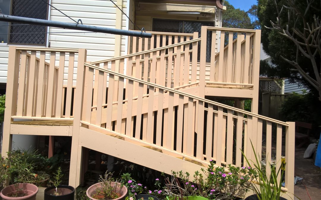 Restorations – Decks & Stairs